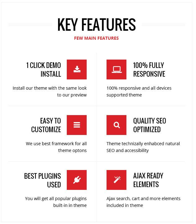 HILL - Premium Responsive WooCommerce Theme - 13