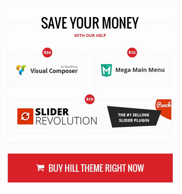 HILL - Premium Responsive WooCommerce Theme - 10